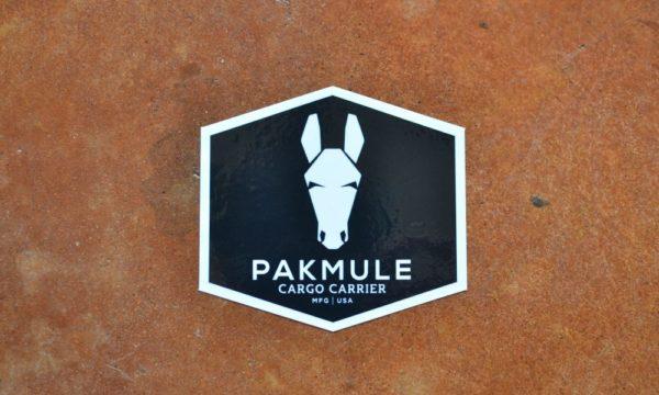PAKMULE Sticker