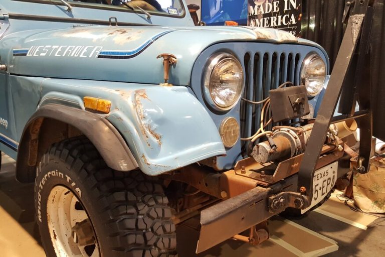 The Vintage Jeep That Inspired PAKMULE
